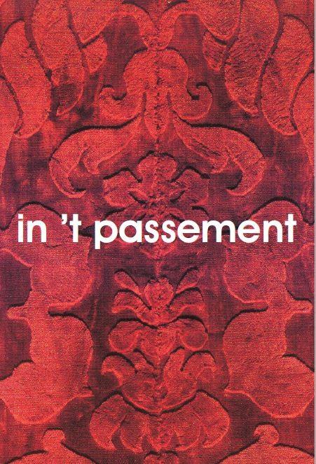 "Kunsttentoonstelling ""In 't passement' Traject atelier o.l.v. Maria Degrève tijdens Kunstoevers '19"