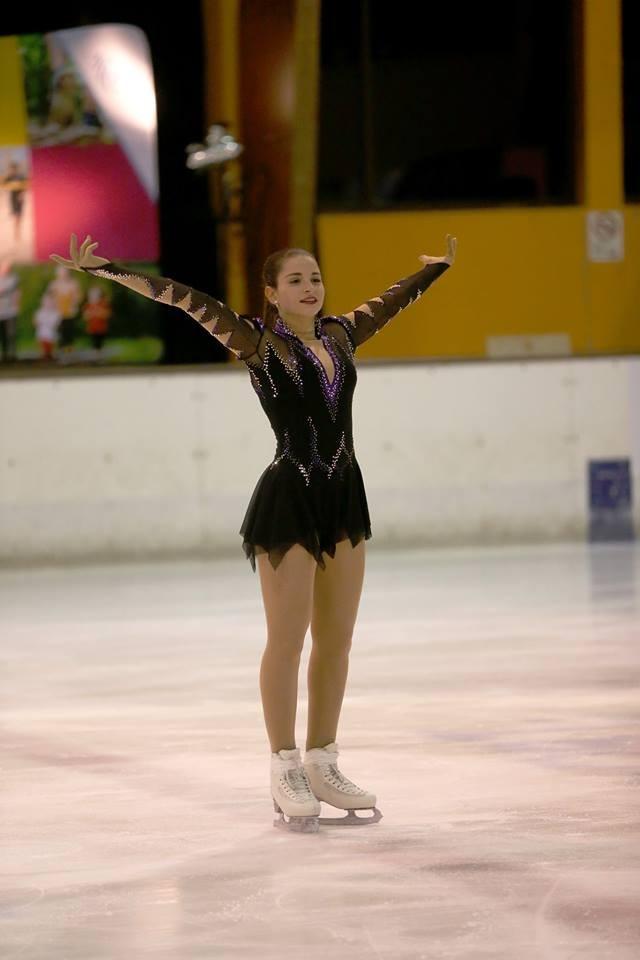 Leerling 5VBK, Laura Balanean wint goud!