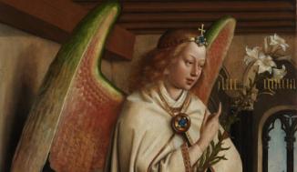 Pompidou - Seizoen Jan Van Eyck