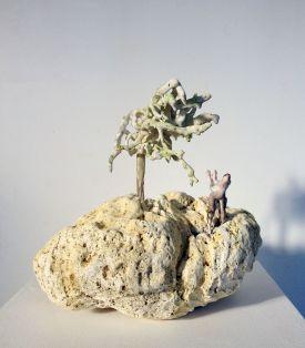 Installatie en beeldhouwkunst