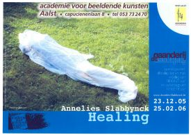 Tentoonstelling / Healing / Annelies Slabbynck