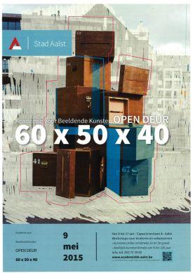 Opendeurdag / 60 X 50 X 40