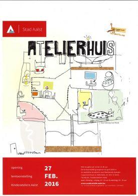 Tentoonstelling / Atelierhuis
