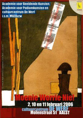 Tentoonstelling / Moenie Worrie Nie!