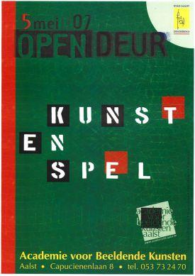 Opendeurdag / Kunst En Spel