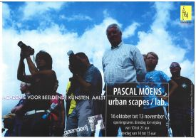 Tentoonstelling / Urban Scapes / Pascal Moens
