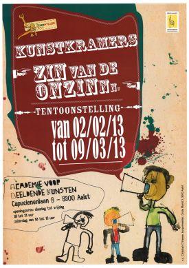 Tentoonstelling / Zin Van De Onzin