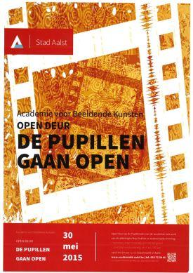 Opendeurdag / De Pupillen Gaan Open