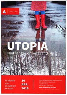 Tentoonstelling / Utopia / Niet Langer Onbestaand