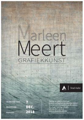 """DKO Tentoonstelling """"Marleern Meert Grafiekkunst"""""""