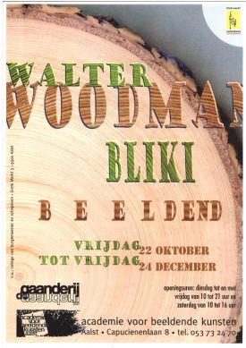 Tentoonstelling / Walter Woodman Bliki / Beeldend