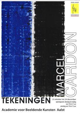Tentoonstelling / Marcel Cardon / Tekeningen