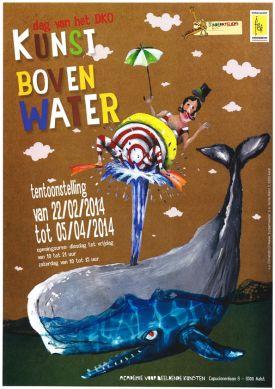 Tentoonstelling / Kunst Boven Water