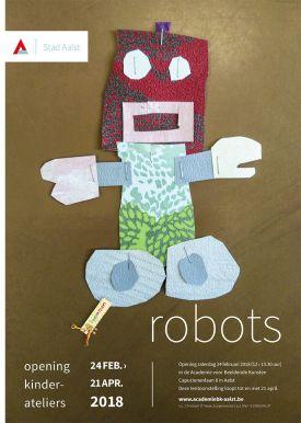"Kindertentoonstelling ""Robots"""
